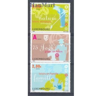 Znaczek Luksemburg 2003 Mi 1611-1613 Czyste **