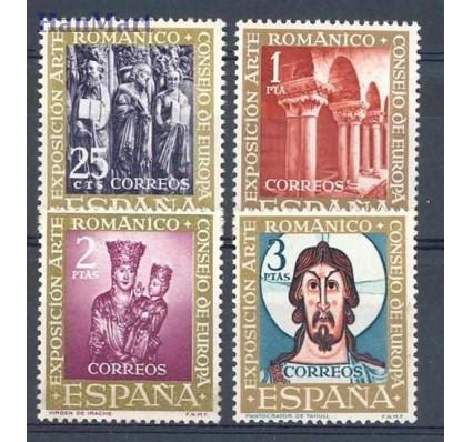 Znaczek Hiszpania 1961 Mi 1260-1263 Czyste **
