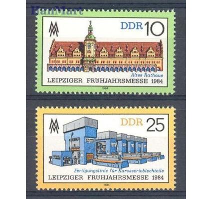 Znaczek NRD / DDR 1984 Mi 2862-2863 Czyste **