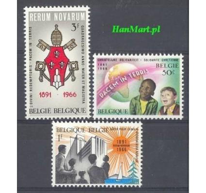 Znaczek Belgia 1966 Mi 1417-1419 Czyste **