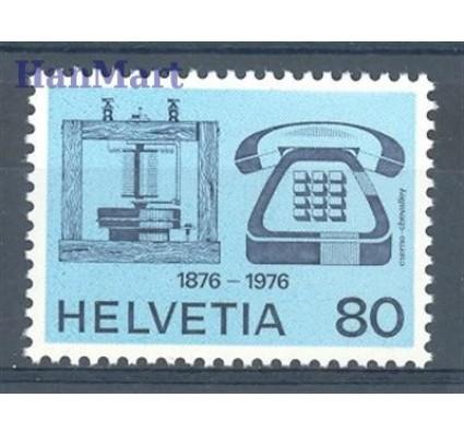 Znaczek Szwajcaria 1976 Mi 1072 Czyste **