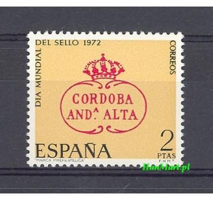 Hiszpania 1972 Mi 1987 Czyste **
