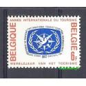 Belgia 1967 Mi 1464 Czyste **