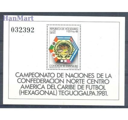 Znaczek Honduras 1981 Mi bl 34 Czyste **