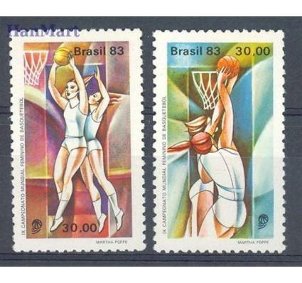 Znaczek Brazylia 1983 Mi 1974-1975 Czyste **