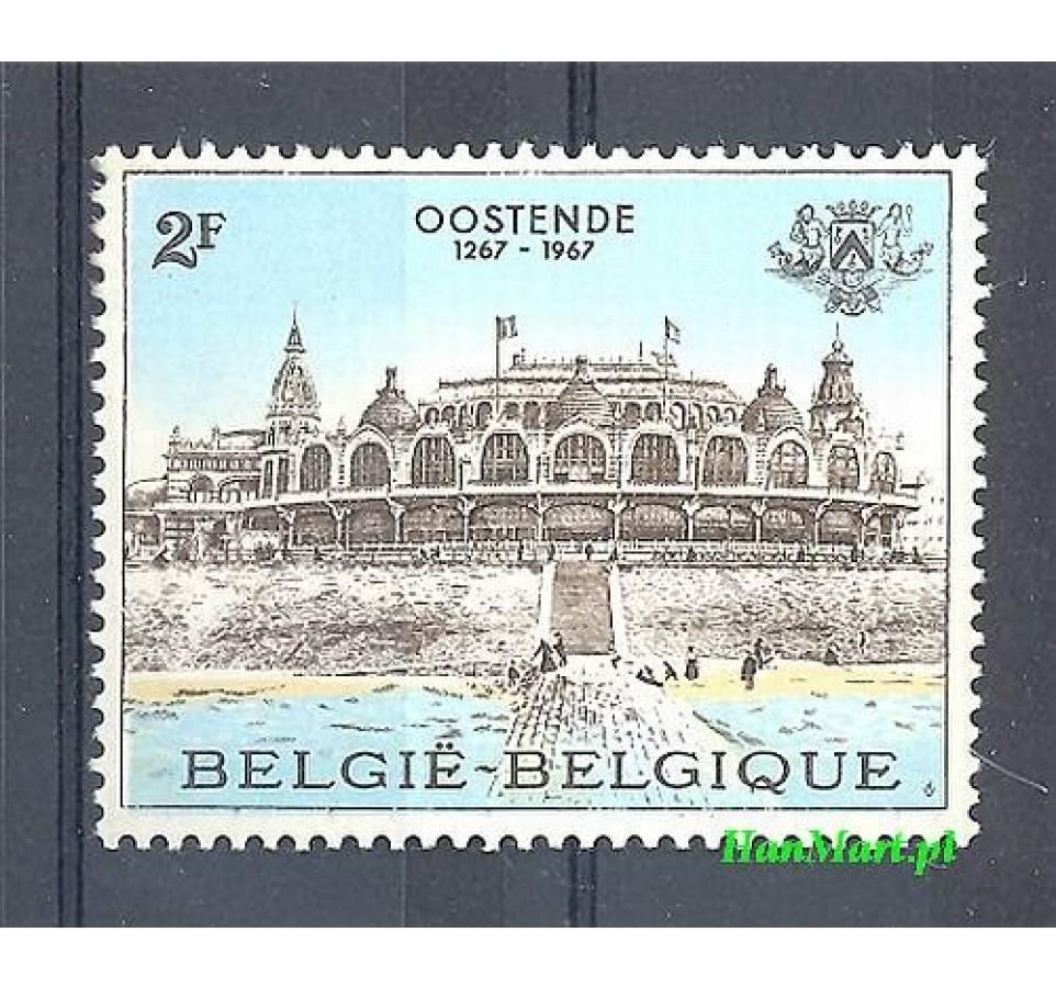 Belgia 1967 Mi 1475 Czyste **