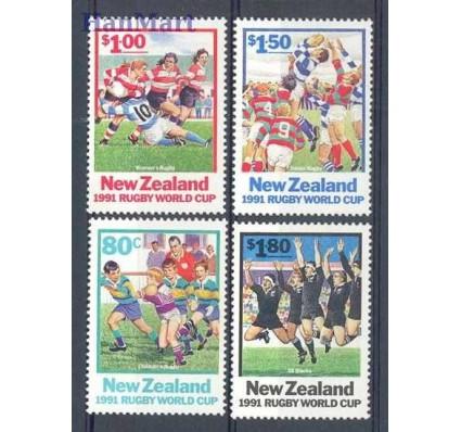 Znaczek Nowa Zelandia 1991 Mi 1197-1200 Czyste **