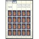 Liechtenstein 1968 Mi ark 500-502 Czyste **