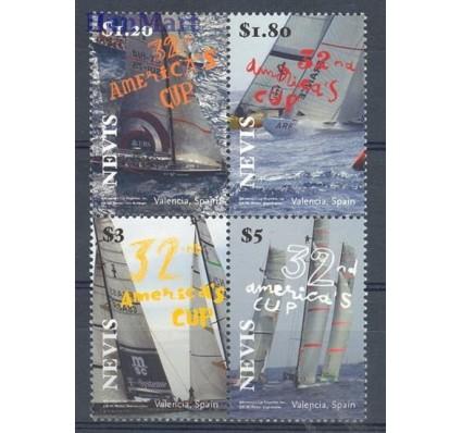 Znaczek Nevis 2008 Mi 2269-2272 Czyste **