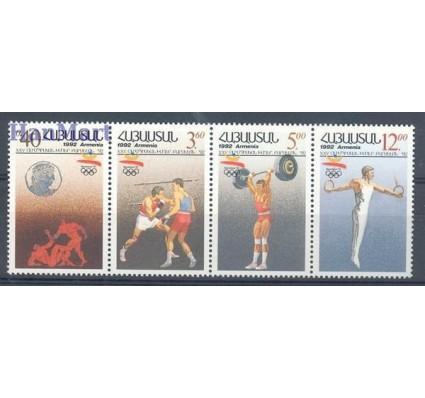 Znaczek Armenia 1992 Mi 199-202 Czyste **