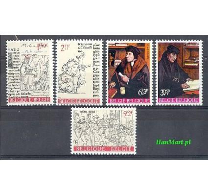 Znaczek Belgia 1967 Mi 1484-1488 Czyste **