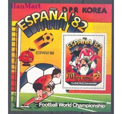 Znaczek Korea Północna 1981 Mi bl 93 Czyste **