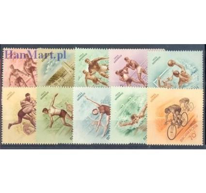 Węgry 1953 Mi 1320-1329 Czyste **