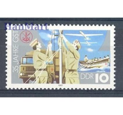 Znaczek NRD / DDR 1987 Mi 3117 Czyste **