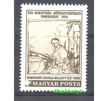 Węgry 1969 Mi 2536 Czyste **