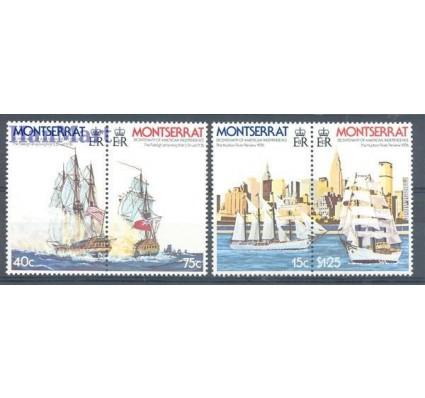 Znaczek Montserrat 1976 Mi 359-362 Czyste **