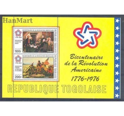 Znaczek Togo 1976 Mi bl 101 Czyste **