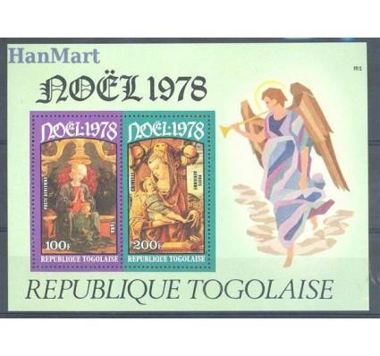 Znaczek Togo 1977 Mi bl 122 Czyste **