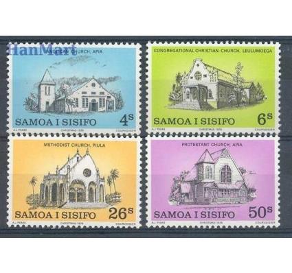 Znaczek Samoa i Sisifo 1979 Mi 419-422 Czyste **