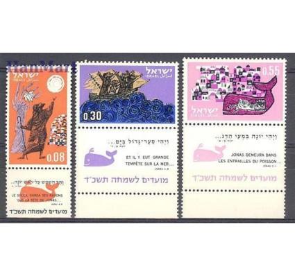 Znaczek Izrael 1963 Mi 287-289 Czyste **