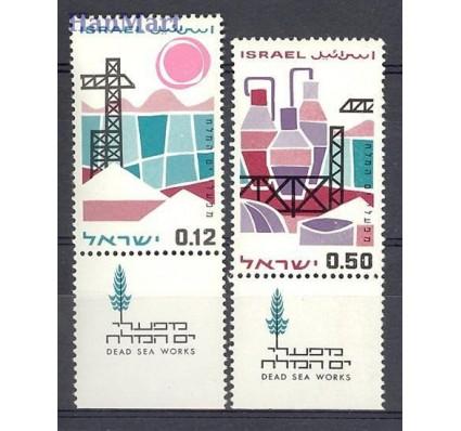 Znaczek Izrael 1965 Mi 344-345 Czyste **