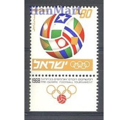 Znaczek Izrael 1968 Mi 416 Czyste **