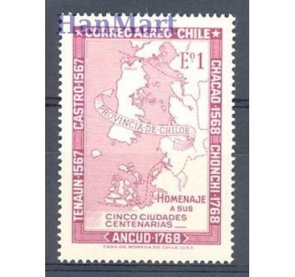 Chile 1968 Mi 688 Czyste **