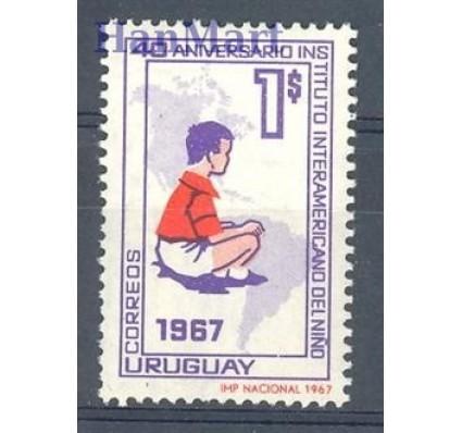 Znaczek Urugwaj 1967 Mi 1098 Czyste **