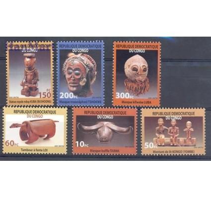 Znaczek Kongo Kinszasa / Zair 2002 Mi 1692-1697 Czyste **