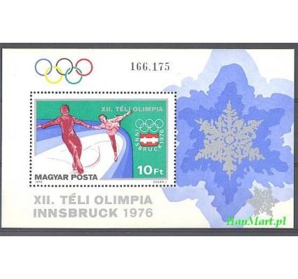 Węgry 1975 Mi bl 116 Czyste **