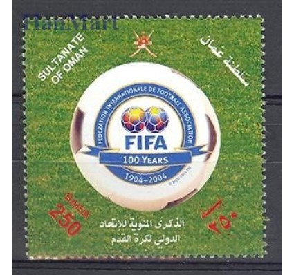Znaczek Oman 2004 Mi 589 Czyste **