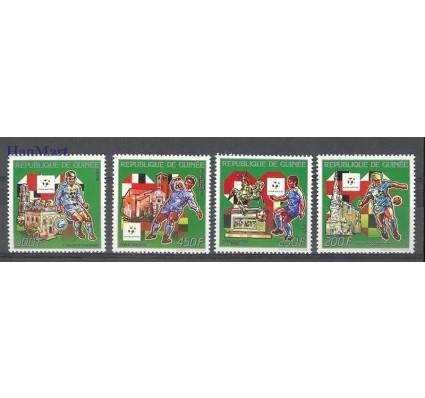 Znaczek Gwinea 1990 Mi 1280-1283 Czyste **