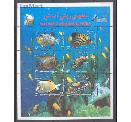 Znaczek Iran 2004 Mi bl 39 Czyste **