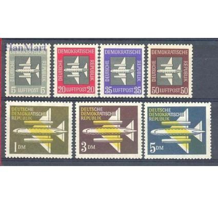 Znaczek NRD / DDR 1957 Mi 609-615 Czyste **