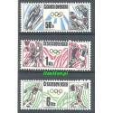 Czechosłowacja 1988 Mi 2941-2943 Czyste **
