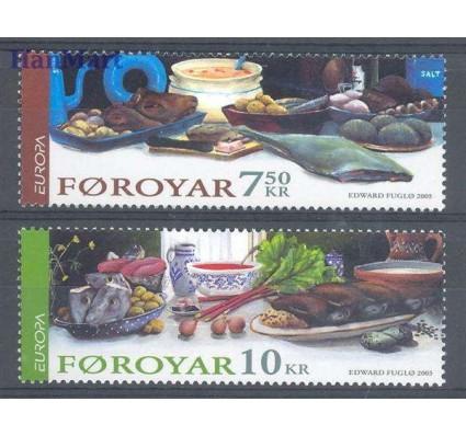 Wyspy Owcze 2005 Mi 528-529 Czyste **