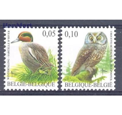 Znaczek Belgia 2007 Mi 3673-3674 Czyste **
