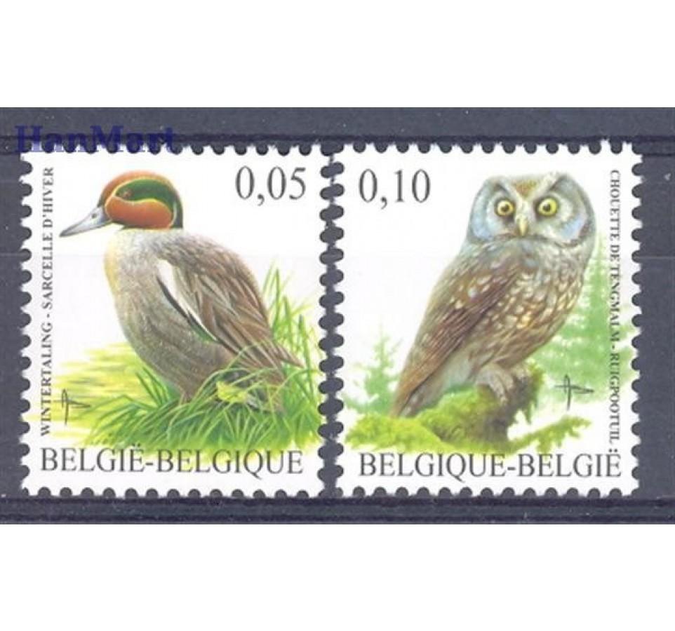 Belgia 2007 Mi 3673-3674 Czyste **
