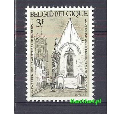 Belgia 1969 Mi 1544 Czyste **