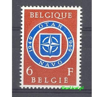 Belgia 1969 Mi 1549 Czyste **
