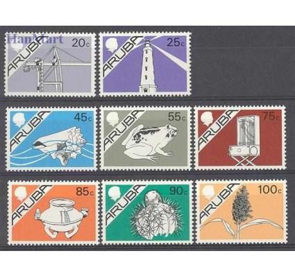 Znaczek Aruba 1987 Mi 24-31 Czyste **