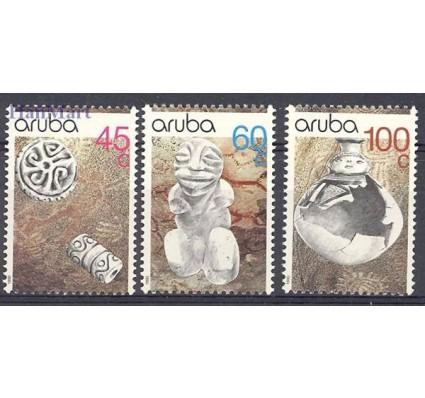 Znaczek Aruba 1990 Mi 80-82 Czyste **