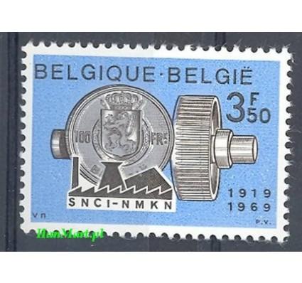 Belgia 1969 Mi 1573 Czyste **