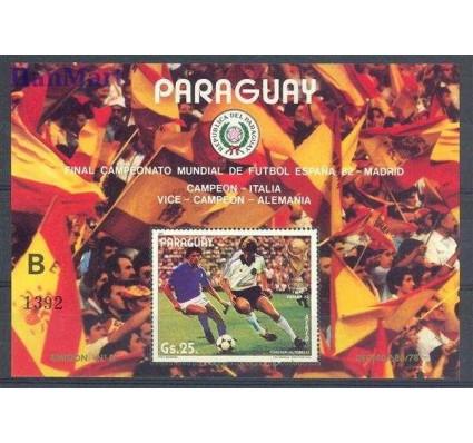 Znaczek Paragwaj 1982 Mi bl 378 Czyste **
