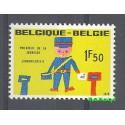 Belgia 1970 Mi 1585 Czyste **