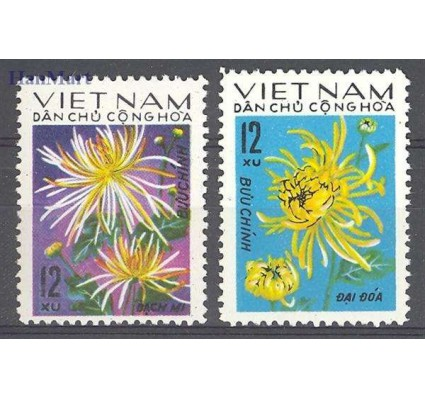 Wietnam 1974 Mi 774-775 Czyste **