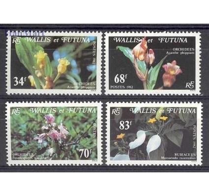 Znaczek Wallis et Futuna 1982 Mi 416-419 Czyste **