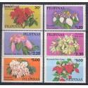 Filipiny 1979 Mi 1289-1294 Czyste **