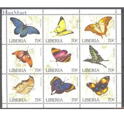 Znaczek Liberia 1996 Mi 1660-1668 Czyste **