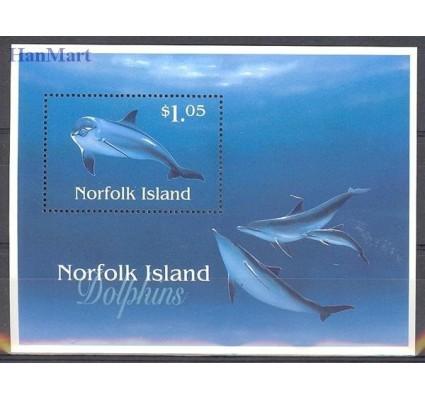 Znaczek Norfolk 1997 Mi bl 18 Czyste **